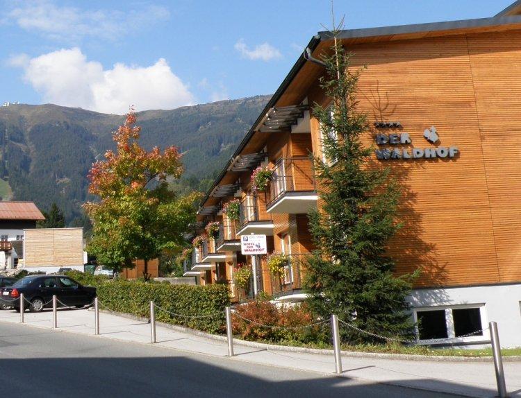Hotel Der Waldhof Zell Am See Salzburg Austria
