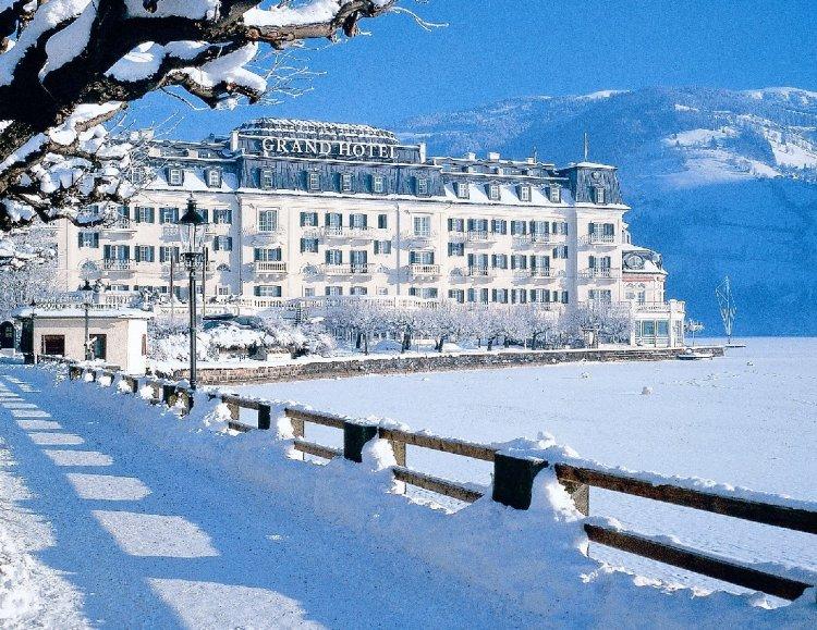 Hotel Grand Zell Am See Zell Am See Salzburg Austria