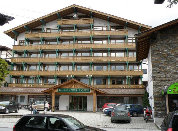 Hotel Goldener Lowe, St. Johann in Tirol, Tirol, Austria, - Oferta cazare 201...
